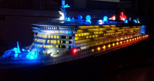 Fiber Optic Quot Illuminator Lighting Kit Quot For All Scale