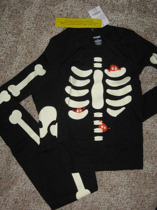 gymboree halloween 2014 skeleton mummy creatures cat turkey