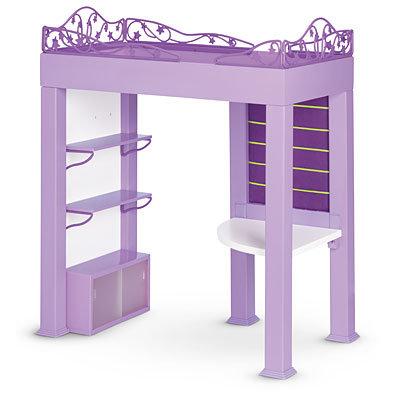 American Girl Mckenna Doll Loft Bed Bedroom Set Mckenna 39 S Pajamas Fast Ship Ebay